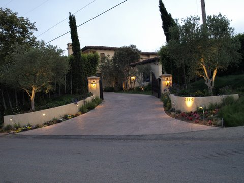Agoura Hills Landscape Lighting Exterior Lighting