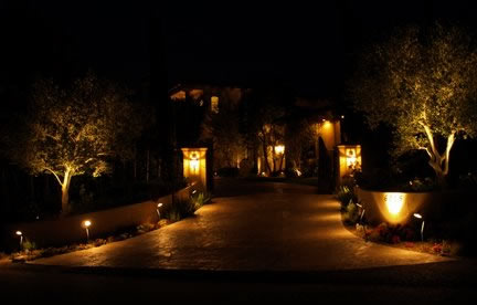 Agoura Hills Landscape Lighting Fixtures