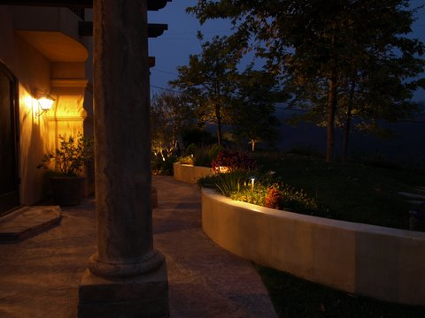 Agoura Hills Landscape Lighting Outdoor Lighting